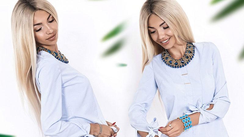 Ремонт и пошив в ателье Царицыно блуз и рубашек